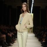 beżowe spodnie La Mania - wiosna/lato 2012