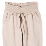 beżowe spodnie Reserved - zima 2012
