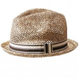 beżowy kapelusz H&M przezroczysty - lato 2012