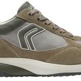 beżowy obuwie sportowe Geox - wiosenna kolekcja