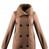 beżowy płaszcz Makalu - sezon jesienno-zimowy