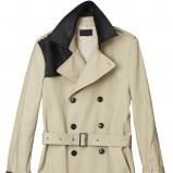 beżowy płaszczyk H&M - kolekcja wiosenno/letnia