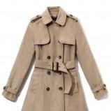 beżowy płaszczyk Reserved - wiosenna kolekcja
