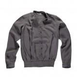 beżowy sweter Big Star z guzikami - sezon jesienno-zimowy