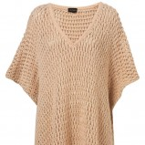 beżowy sweter Topshop - trendy wiosna-lato