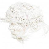 biała apaszka Glitter - wiosenna kolekcja