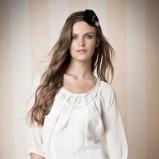 biała bluzka Orsay - jesień/zima 2011/2012