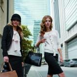 biała bluzka TARANKO - 2012 jesienne trendy