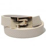 biała bransoletka House - trendy na jesień 2013