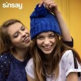 biała koszulka Sinsay - jesień/zima 2012/2013