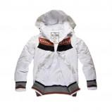 biała kurtka Big Star - jesień/zima 2010/2011