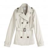 biała kurtka Camaieu - wiosenna kolekcja