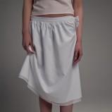 biała spódnica Borko - trendy wiosna-lato