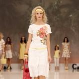 biała spódnica C&A - moda wiosna/lato