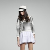 biała spódnica Camaieu - kolekcja wiosenno/letnia