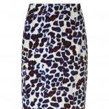 biała spódnica InWear w ciapki - jesień/zima 2012/2013