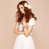 biała spódnica Stradivarius - sezon letni