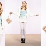 biała spódnica Tally Weijl - jesień/zima 2012/2013
