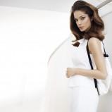 biała sukienka Caterina