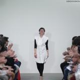 biała sukienka Katty Xiomara - jesień-zima 2012/13