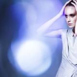 biała sukienka Langner - jesień/zima 2011/2012
