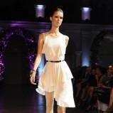 biała sukienka Paprocki & Brzozowski - wiosna/lato 2012