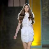 biała sukienka Patrizia Pepe - sezon wiosenno-letni