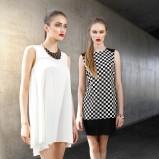 biała sukienka Pretty Girl - kolekcja letnia