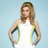 biała sukienka Sesst - wiosna-lato 2012