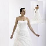 biała suknia ślubna Ladybird - 2012