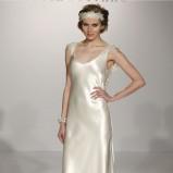 biała suknia ślubna Maggie Sottero atłasowa