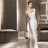 biała suknia ślubna Manuel Mota - 2012