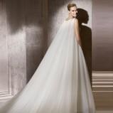biała suknia ślubna Manuel Mota