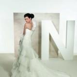 biała suknia ślubna MGNY