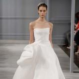biała suknia ślubna Monique Lhuillier