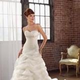 biała suknia ślubna Mori Lee