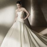 biała suknia ślubna San Patrick syrenka - 2012