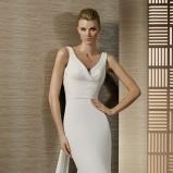 biała suknia ślubna White One - 2012