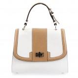 biała torebka Prima Moda - wiosna/lato 2012