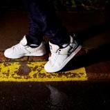 białe adidasy Adidas - wiosna/lato 2011