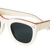 białe okulary H&M - wiosna/lato 2012