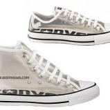 białe tenisówki Converse