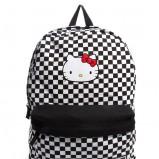 biało-czarny Hello Kitty plecak Asos - modne plecaki