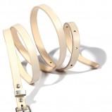 biały pasek Reserved - moda 2012