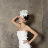 biały suknia ślubna Higar Novias - trendy 2012
