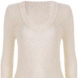 biały sweter Tally Weijl - z kolekcji wiosna-lato 2012