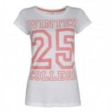 biały t-shirt Troll z nadrukiem - wiosna-lato 2012