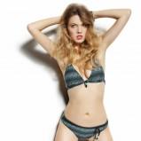 bikini Esotiq w kolorze grafitowym - bikini 2013