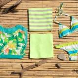 bikini Moodo w pasy - plażowe trendy