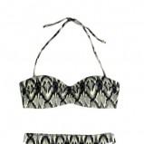 bikini Moodo we wzorki - kolekcja plażowa